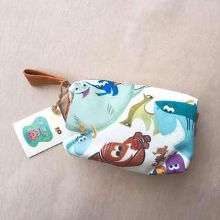 迪士尼Disney海底奇兵 筆袋化妝袋