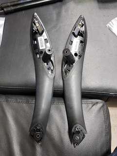 BMW 3 Series F30 / F31 black inner pull handles