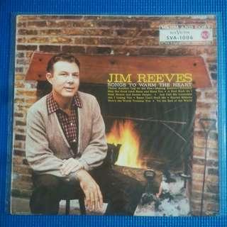 Vinyl: Jim Reeves