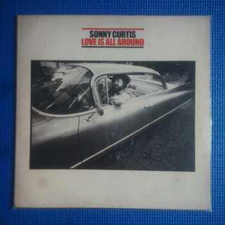 Vinyl: Sonny Curtis, Love is All Around
