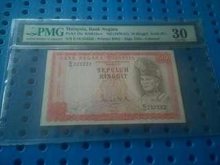 Malaysia Solid 2 (10 Ringgit)