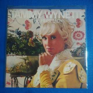 Vinyl: Tammy Wynette, The First Lady