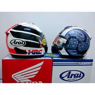 Arai Honda & Yamaha
