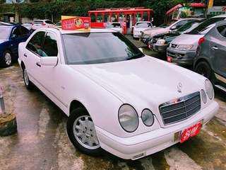 BENZ E-CLASS W210 *農曆年前專案特價~97年Benz E200 2.0C. 入主雙B車款👍👍👍