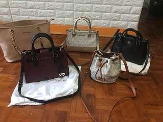 Michael Kors Tory Burch Handbag