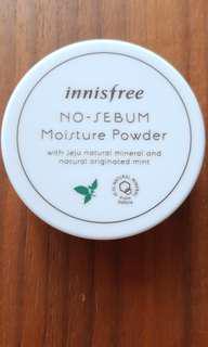 Innisfree No Sebum Moisture Powder 5gr