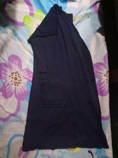 Navy blue cardigans