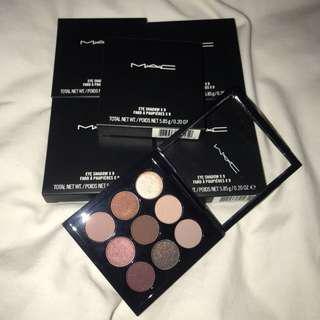 Burgundy Times Nine Palette | Mac