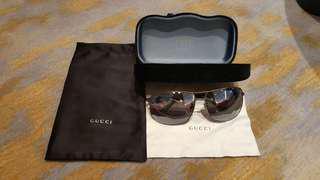 Authentic GUCCI Sunglasses Unisex