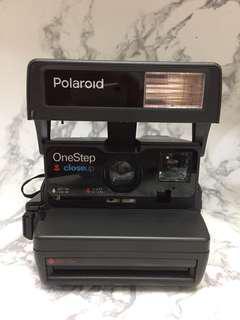 Polaroid One Step Close up