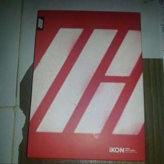 [Pre-loved/Ready Stock] iKON - WELCOME BACK (Half Album)