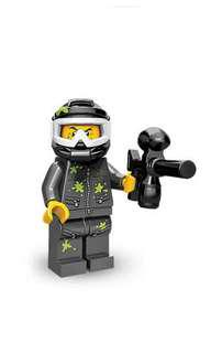 [SEALED] Lego Minifigure Series 10 Paintball Player