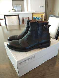 Authentic GEOX Ankle Boots Leather for Men