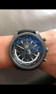 Lnib breitling world timer bentley ltd 500