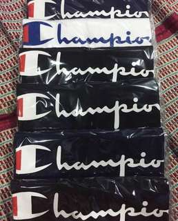 CHAMPION BORONGAN READY