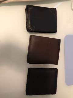 💙 Levi's, Dunhill, FX creation wallets