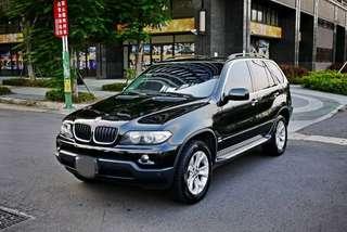 06/7 BMW X5 3.O 全景天
