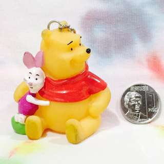 Winnie the Pooh and Friends Keychain