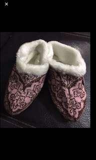 全新Anna Sui保暖鞋