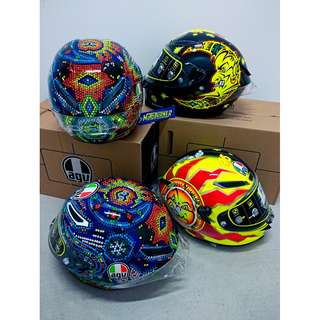 AGV Pista Rossi Limited Edition