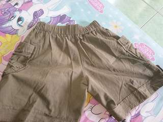 Army hot pants