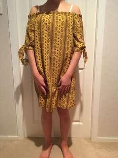 Mirrou Dress Size 8