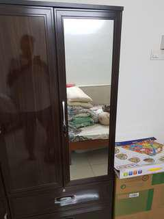 Wardrobe with Mirror for Sale