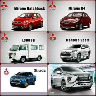 MITSUBISHI UNITS ON PROMO