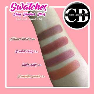 Charmed Beauty Clay Blush Stick