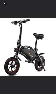 Dyu 10.4ah escooter scooter speedway dualtron limited 2 ultra dyu am tempo fildo samsung iphone ipad electric bicycle