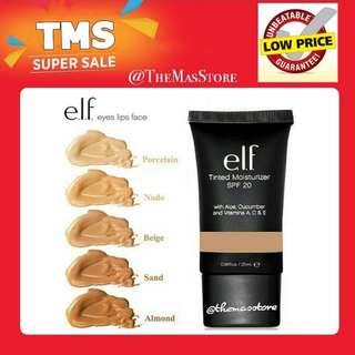 🚚 e.l.f Tinted Moisturizer SPF 20 Sunscreen