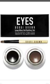 Bobbi Brown Long-wear Gel Eyeliner Set