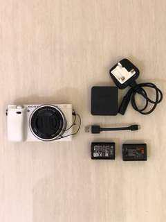 Sony A600 Limited White (95% New)