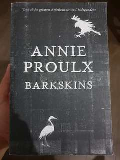Barkskins (by Annie Proulx)