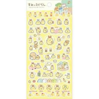 Sumikko Gurashi 角落生物 炸蝦 貼紙