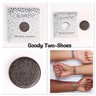 Authentic Colourpop Goody Two-Shoes Metallic Pressed Powder Shadow