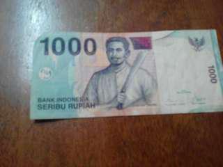 Wang Kertas Rupiah Indonesia