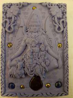 Kruba krissana 1st batch Shiva & family BE2561