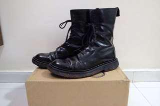 Dior Homme AW07 Navigate Combat Boots