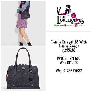 Charlie Carryall 28 With Prairie Rivets  29528