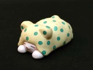 (全新) 毛毯熊莫普 扭蛋 (Brand New) Marumofubiyori Moppu Toy