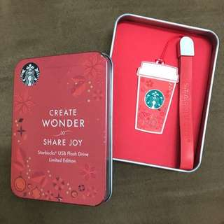 Starbucks USB Flash Drive Limited Edition 8gb