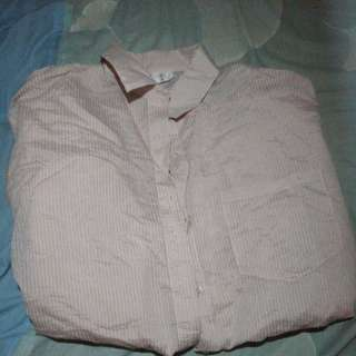 🚚 薄襯衫/罩衫