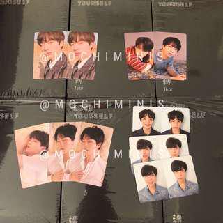 [WTT] BTS Love Yourself Tear Photocard