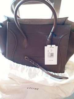 Celine phantom brown Bag
