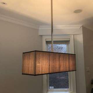 Brown lighting Fixture Ceiling Light