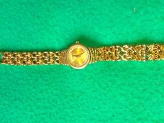 Jam tangan raymond weil 18 k