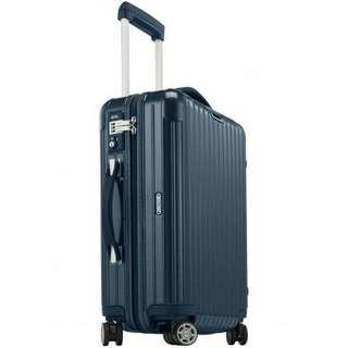 "RIMOWA Salsa Delux 26"" Multiwheeler in Yachting Blue"