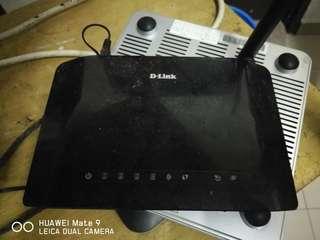 Dlink wireless DSL 2730E