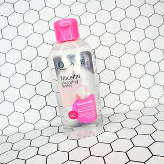 💀 Ovale Micellar Cleansing Water Brightening